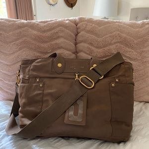 Marc Jacobs Baby/Nappy bag with crossbody strap